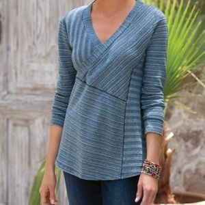 NWT Soft Surroundings Claudine Pullover
